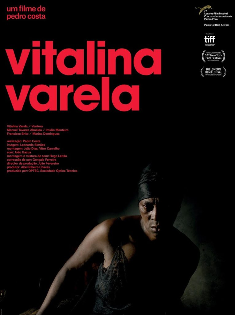 Vitalina Varela Movie