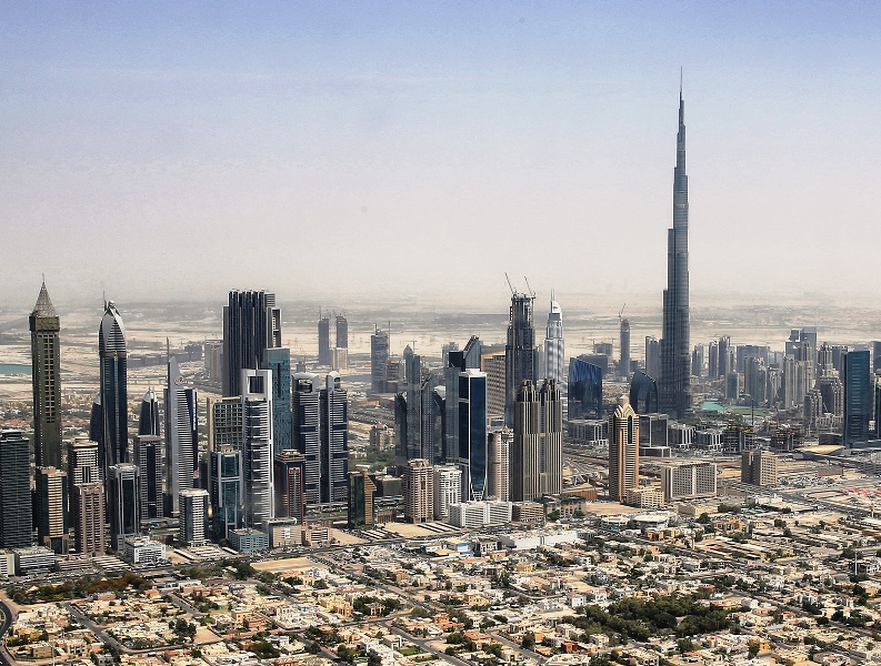 UAE is seventh moneyed country