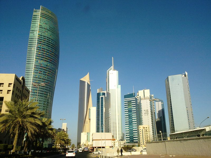 Kuwait eighth richest country