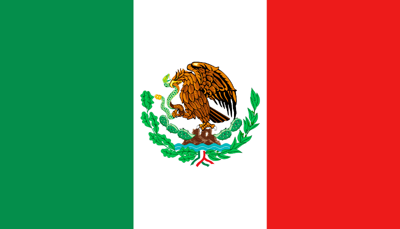 Mexico at number eighth in most affected countries from Coronavirus