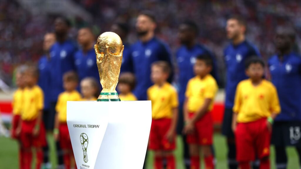 FIFA World Cup finalists